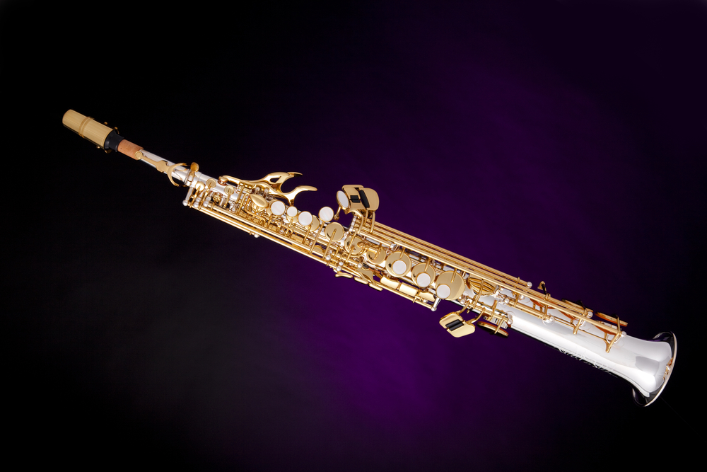 What Key is the Soprano Sax In