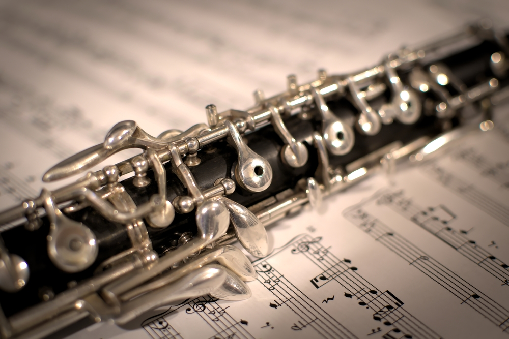 What key is the oboe in