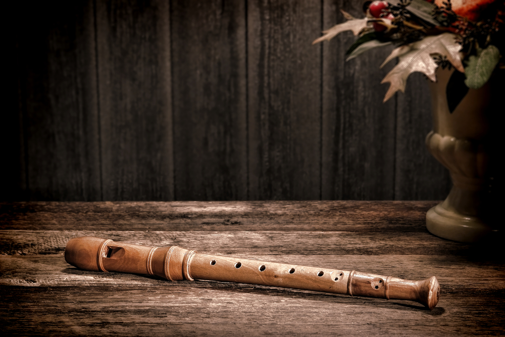 how to clean a recorder