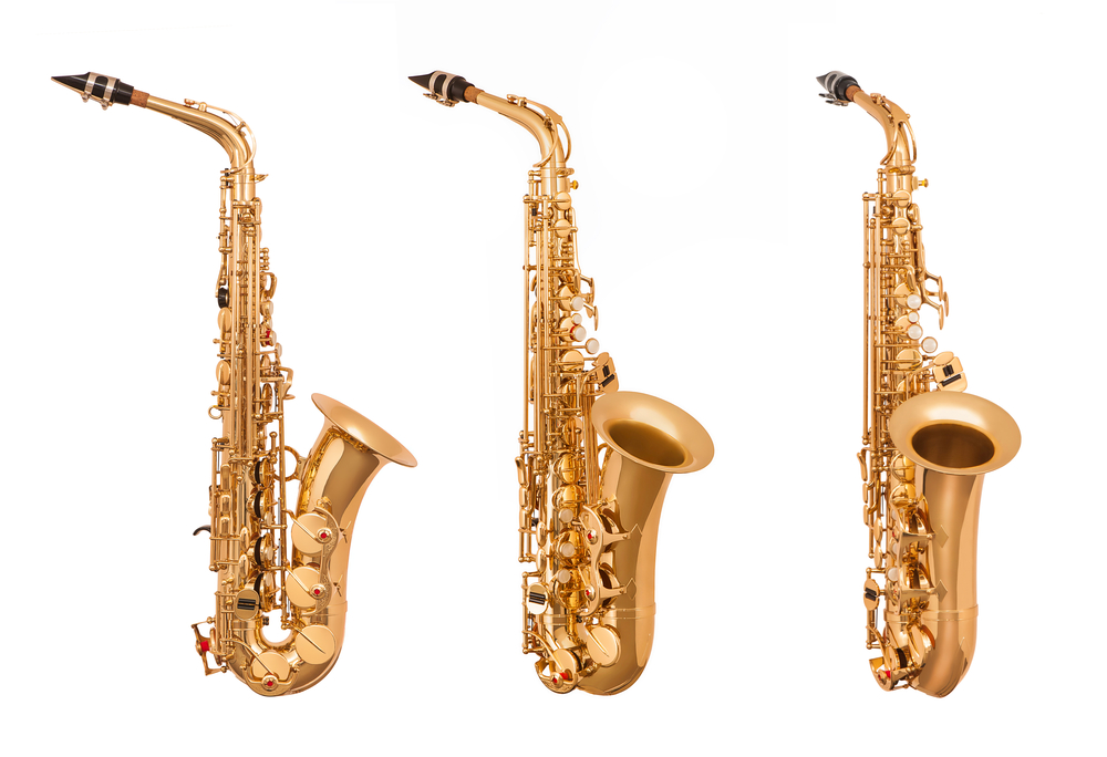 What Key Is The Alto Sax In